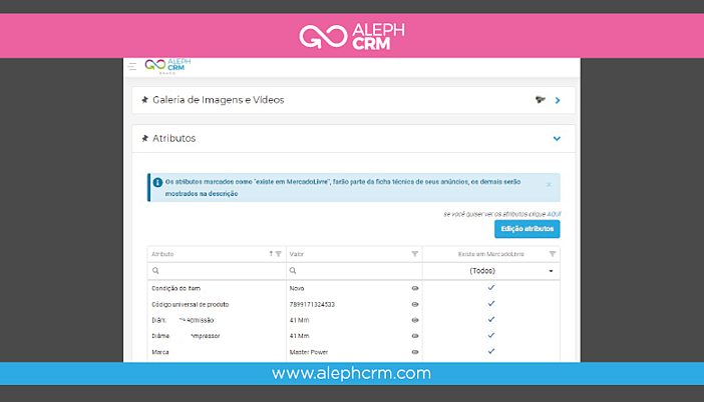 Aleph Catalogo Digital