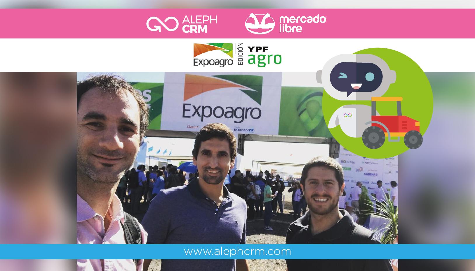 AlephCRM y Mercado Libre le dan la bienvenida a la industria agrícola, en la nueva era del comercio electrónico